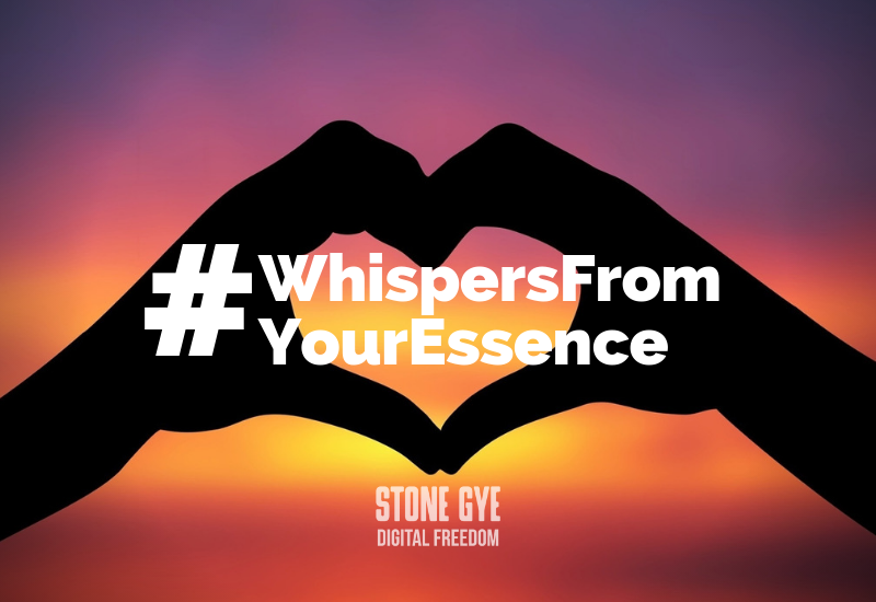 Stone Gye - Whispers From Your Essence