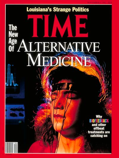 Alternative Medicine, Time Magazine - StoneGye.com